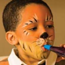 Maquillaje FIERA - Manualidades para niños - MAQUILLAJE para niños - Maquillaje ANIMALES