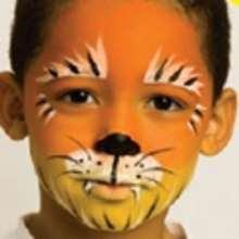 Carnaval con niños, Maquillaje ANIMALES