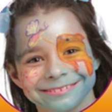 Maquillaje PEZ - Manualidades para niños - MAQUILLAJE para niños - Maquillaje ANIMALES