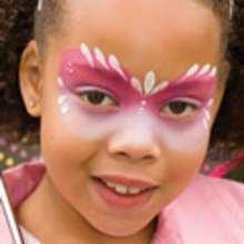 Maquillaje HADA ROSA - Manualidades para niños - MAQUILLAJE para niños - Maquillajes FANTASIA INFANTIL