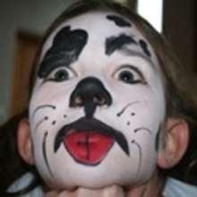 Arte manual : Maquillaje PERRO DALMATA