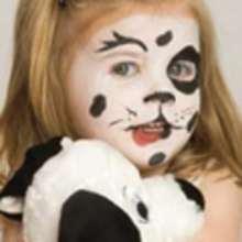 Maquillaje PERRO - Manualidades para niños - MAQUILLAJE para niños - Maquillaje ANIMALES