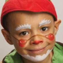 Maquillaje ELFO - Manualidades para niños - MAQUILLAJE para niños - Maquillajes FANTASIA INFANTIL