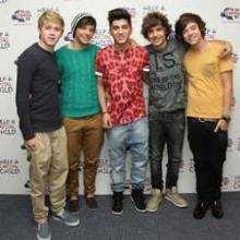 Rompecabezas 5 chicos de One Direction