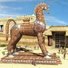 Rompecabezas del Caballo de Troya