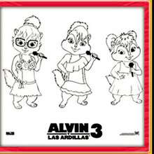 Alvin y las ardillas en BluRay + DVD