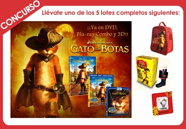 CONCURSO El Gato con Botas