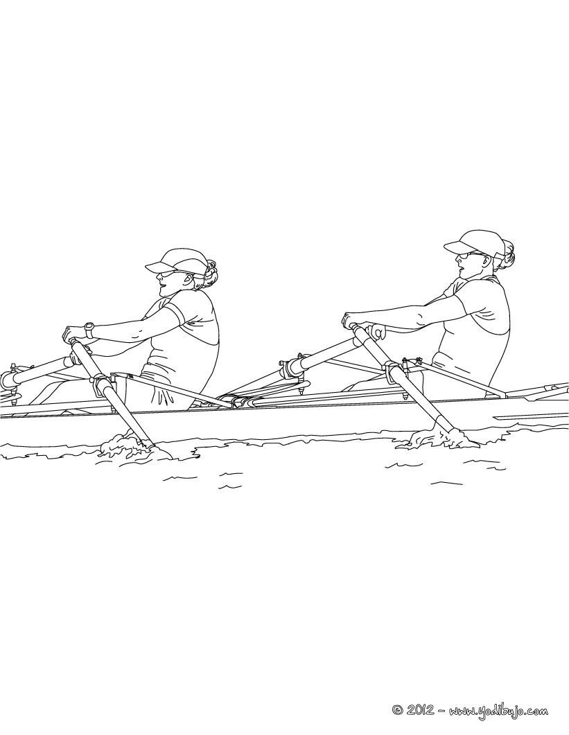 Dibujos Para Colorear Un Partido De Waterpolo Eshellokidscom