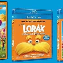"""LÓRAX: EN BUSCA DE LA TRÚFULA PERDIDA"""", DISPONIBLE EN DVD Y BLU-RAY"""