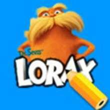Clase de dibujo EXCLUSIVA. Aprende a dibujar el personaje LÓRAX