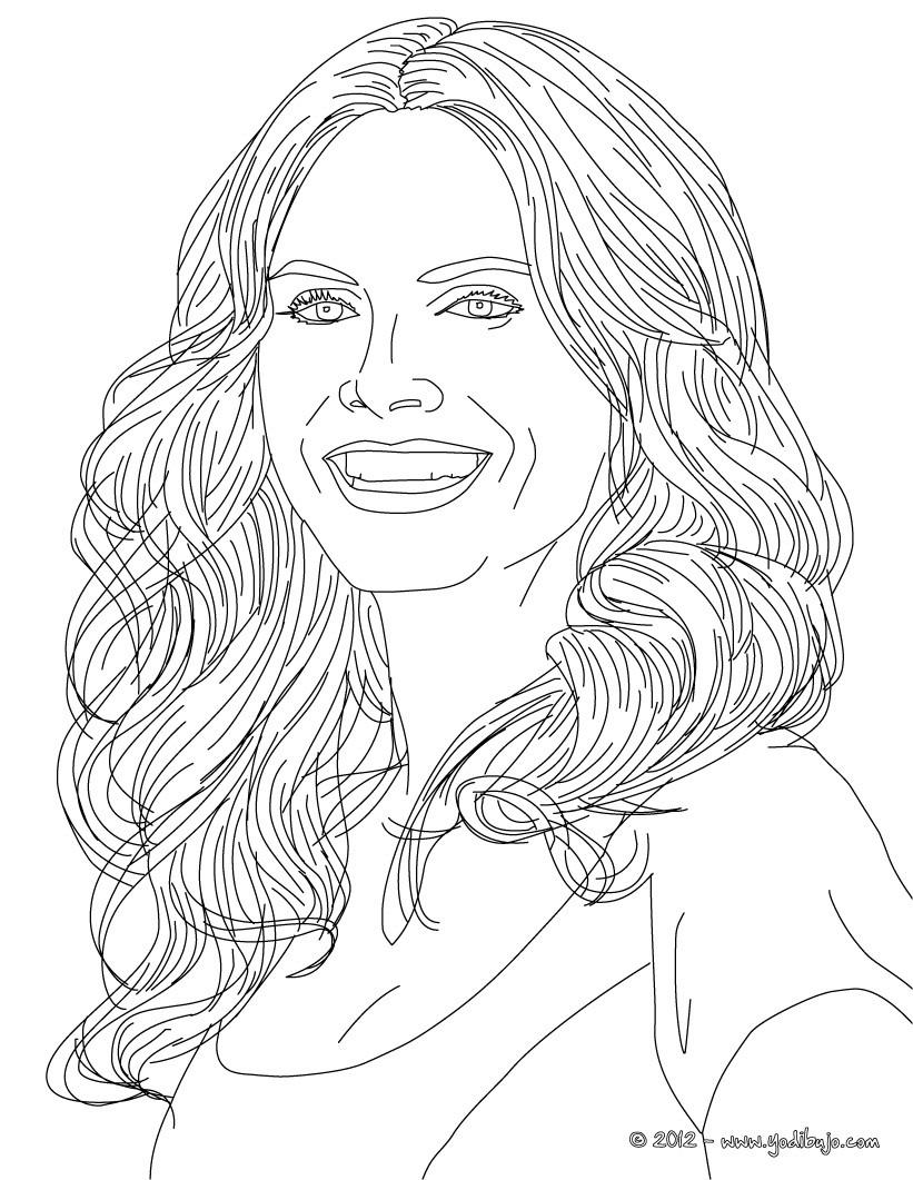 Dibujos para colorear retrato de martin lutero - es.hellokids.com