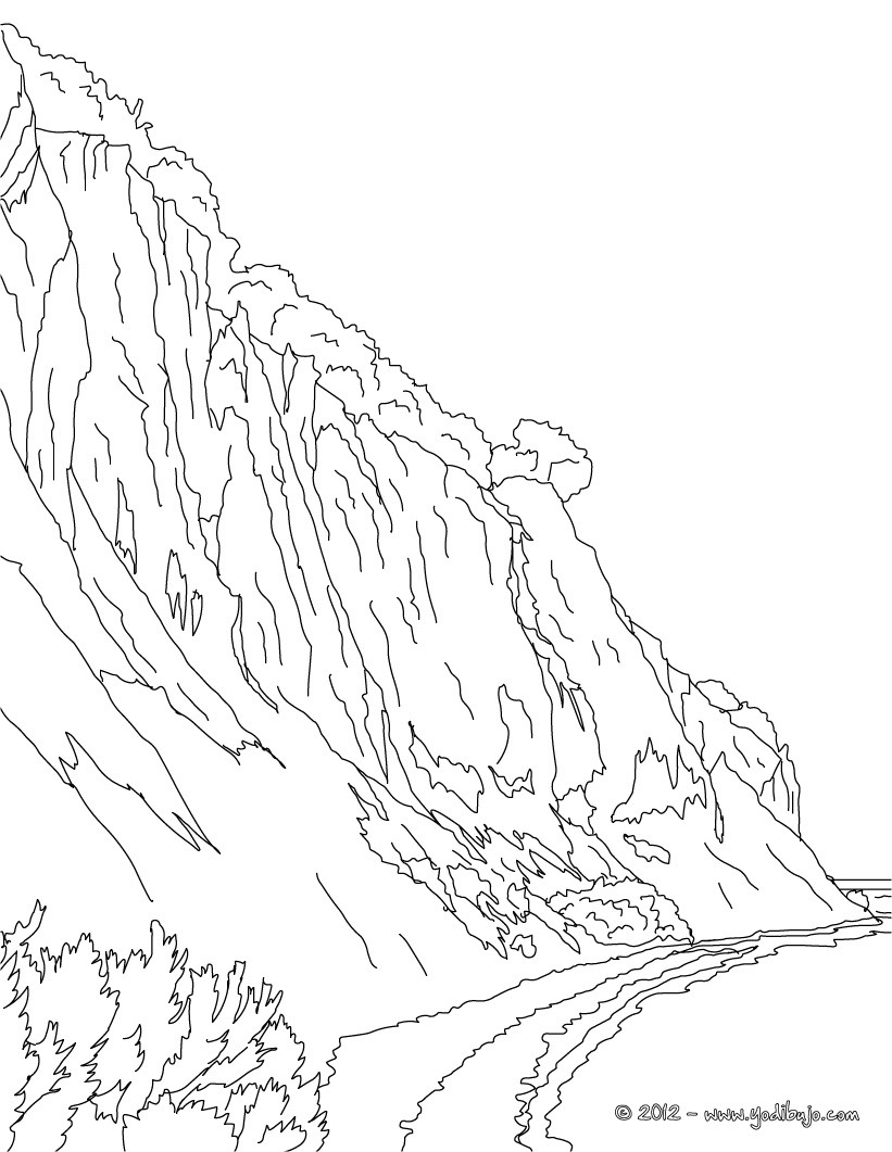 Dibujos para colorear castillo de neuschwanstein - es.hellokids.com