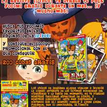 Revista para nios Dibus! 152, noviembre de 2012 - Lecturas Infantiles - Revista DIBUS!