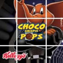 Rompecabezas Melvin® de Choco Krispis® Pops® de Kellogg's®