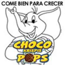 Dibujo para colorear : Choco Krispis® Pops®