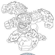 SLAMBAM  Skylanders Giants