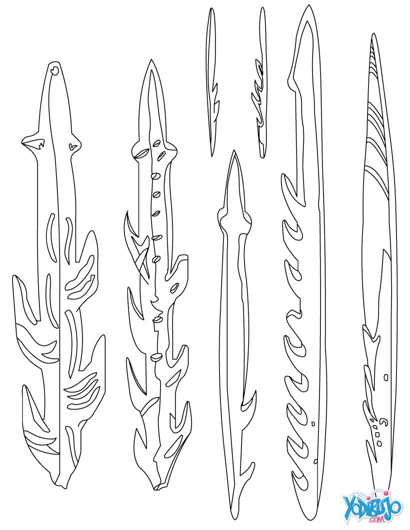 Dibujos para colorear herramientas y armas de los homo sapiens - es ...