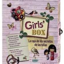 Girl Box - Lecturas Infantiles - Libros infantiles : LAROUSSE Y VOX