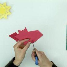 Video : Fabricar estrellas para colgar