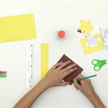 Video para fabricar regla jirafa - Videos infantiles gratis - Videos MANUALIDADES - Videos de manualidades VUELTA AL COLE