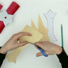Fabricar portaservilletas de navidad - Videos infantiles gratis - Videos MANUALIDADES - Videos de manualidades NAVIDAD