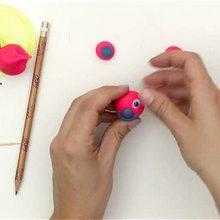 Video de fabricar lapiz personalizado - Videos infantiles gratis - Videos MANUALIDADES - Videos de manualidades VUELTA AL COLE