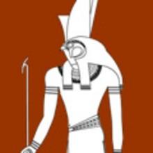 Egipto, DIOSES EGIPCIOS para colorear