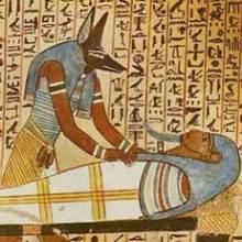 Puzzle en línea : Puzzle SARCOFAGO EGIPCIO gratis