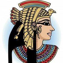 Puzzle en línea : Puzzle CLEOPATRA REINA DE EGIPTO para aniños