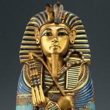 Egipto, Puzzle ESTATUA DE TUTANKAMON