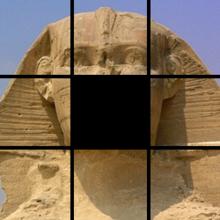 Rompecabezas EGIPTO