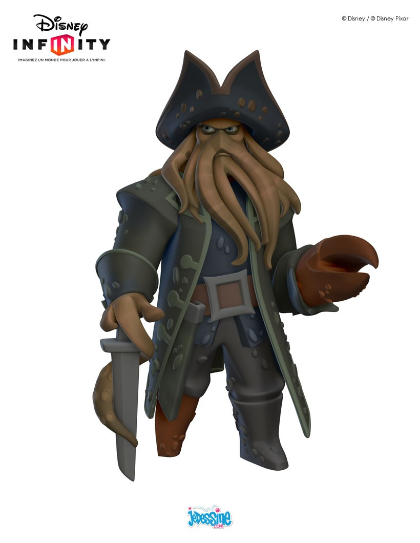 Figurine de Davy Jones