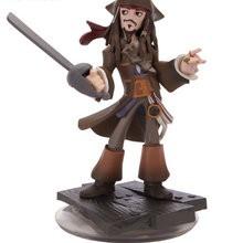 Figurina JACK SPARROW de Piratas del Caribe - Juegos divertidos - CONSOLAS Y VIDEOJUEGOS - Videojuegos DISNEY INFINITY