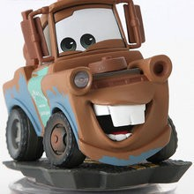 Figurina de MATE de Cars - Juegos divertidos - CONSOLAS Y VIDEOJUEGOS - Videojuegos DISNEY INFINITY