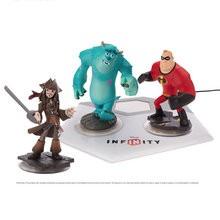 3 Figurinas Disney Infinity - Juegos divertidos - CONSOLAS Y VIDEOJUEGOS - Videojuegos DISNEY INFINITY