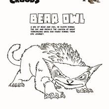 BEAR OWL
