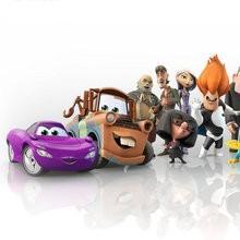 Figurinas de Disney Infinity - Juegos divertidos - CONSOLAS Y VIDEOJUEGOS - Videojuegos DISNEY INFINITY