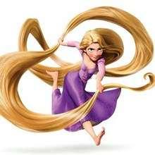 Puzzle en línea : Rapunzel