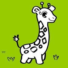 Dibujos infantiles para colorear - Dibujos para Colorear y Pintar