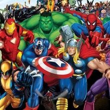 Dibujos para colorear SUPERHEROES - Dibujos para Colorear y Pintar