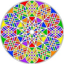 Dibujos para colorear MANDALAS - Dibujos para Colorear y Pintar