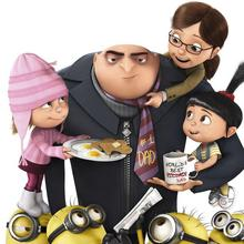 GRU, Mi villano favorito 2