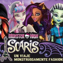 Monster High Scaris Un Viaje Monstruosamente Fashion !!!