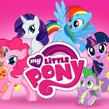 My Little Pony, Mi pequeño Pony para colorear