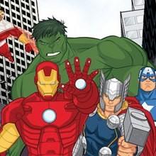 Nueva Serie de los Vengadores, Avangers Assemble !!!