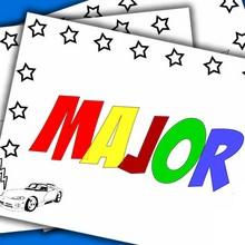 Dibujos para pintar NOMBRES NIÑOS - Dibujos para colorear NOMBRES - Dibujos para Colorear y Pintar