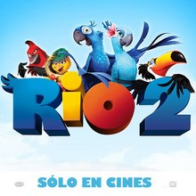 RIO 2 ¡Todos a bailar!