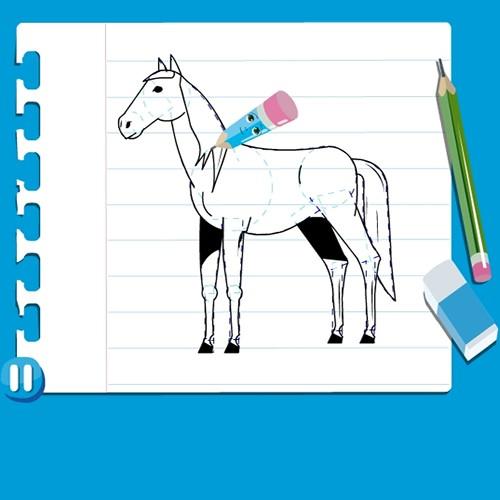 Dibujar un Caballo