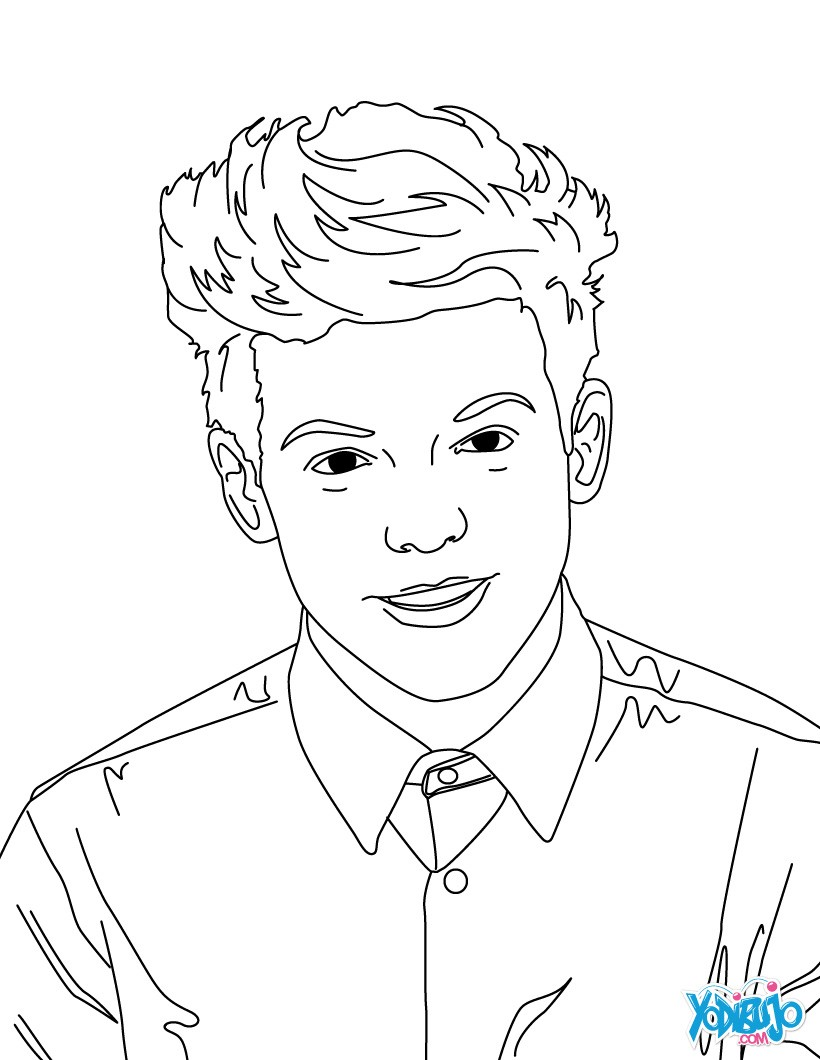 Dibujos de One Direction Animados Para Dibujar Dibujos de One Direction Para