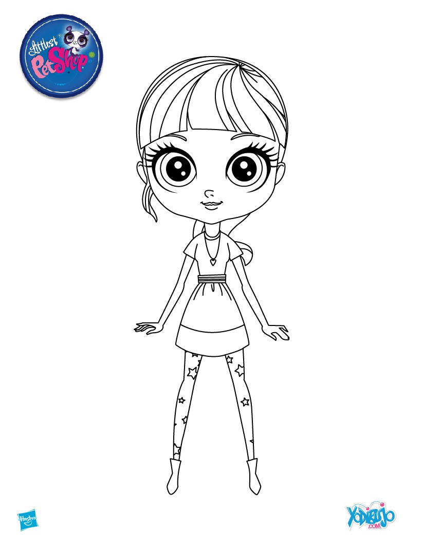 littlest pet shop juegos gratuitos dibujos para colorear videos
